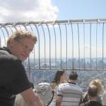 Jan van de Westelaken in NY